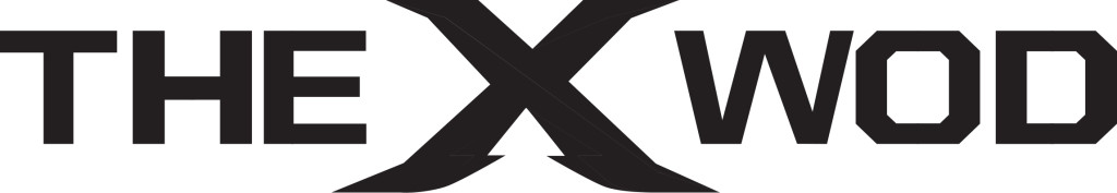 XWOD Logo all black on white